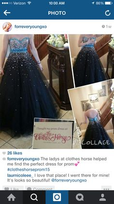 A perfect prom look for the perfect price (think: free)? Make it happen at The Clothes Horse! Buy your dress from TCH, and post your photo to our Facebook page or Instagram (@theclotheshorseop) using #ClothesHorseProm15, and you'll be entered to win your dress free. Just keep your receipt and like us on Facebook to hear the news after June 1, 2015. #prom2015