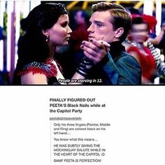 we all said this last week when i posted a different pic #Peeta #capitol #Katniss #mockingjay