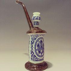 Kurt B X D-Wreck Antique Vietnamese Opium Pipe Reproduction