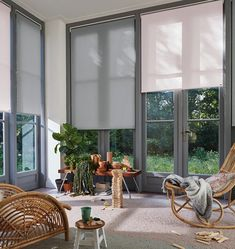Whether you have glass doors, vintage French doors or room height bi-fold doors we've got some good ideas for drawing open door questions to a close with our guide to the best blinds for doors. Read it on the Luxaflex® blog.