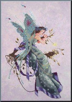 Midsummer night fairy