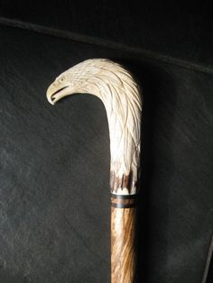Résultats de recherche d'images pour « carving a walking stick with a dremel Hand Carved Walking Sticks, Wooden Walking Sticks, Walking Sticks And Canes, Walking Canes, Dremel, Walking Staff, Cane Handles, Cane Stick, Wooden Canes