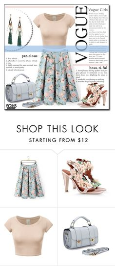 """Yoins 28/30"" by fashion-pol ❤ liked on Polyvore featuring Alberta Ferretti, yoins, yoinscollection and loveyoins"