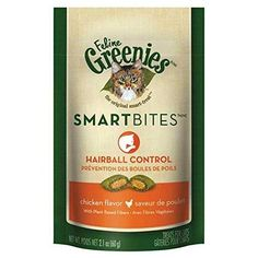 Greenies Smartbites Hairball Control Chicken Cat Treats, by The Nutro Company >>> Sincerely hope that you like our photo. (This is our affiliate link) Cat Care Tips, Pet Care, Chicken Cat, Cat Skin, Clumping Cat Litter, Cat Nails, Cat Behavior, Chicken Flavors, Chicken