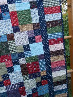 Quilt Pattern Salt Water Taffy PDF INSTANT DOWNLOAD