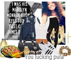 """""""I don't know man..."""" by deathbydesigner ❤ liked on Polyvore"""