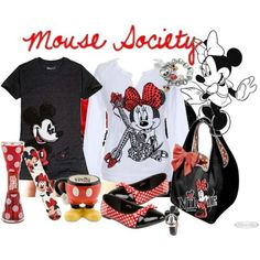 Disney Minnie Mouse fashion for little girls
