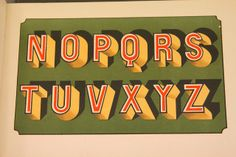Signwriting Specimens by Ben Mitchell2009, via Flickr