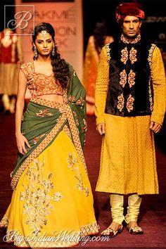 Shyamal & Bhumika Indian wedding collection