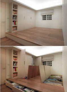Pias Ryddige Hjørne - Et organisert hjem, er et ryddig hjem.