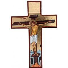 Cross, starting at $10.00, catalog of St Elisabeth Convent. Made to order.  #crucifix #Golgotha #cross #church #icon #orthodox #life #God #Jesus #Christ #faith #love #handmade #catalogofgooddeed #ordericon #buyicon #christianity #messiach #wood