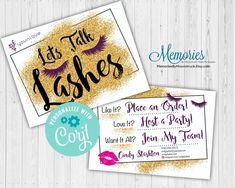 Younique Lets Talk Lashes Postcard image 0 I Sent You, Independent Consultant, Chalkboard Signs, Host A Party, Marketing Materials, Star Print, Teacher Appreciation, Younique, Photo Book