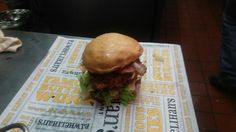 Buffalo Meatballs, Hamburger, Ethnic Recipes, Food, Essen, Burgers, Meals, Yemek, Eten