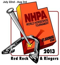 NHPA National Horseshoe Pitchers Association of America (NHPA)