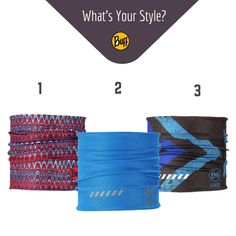 Which of these UV Half Buff styles is YOUR style?