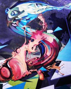 #mural #streetart #graffiti #lublin #igerslublin #poland #carnavalsztukmistrzow #cekas #elomelo #duma #mojemiasto by katekate8910