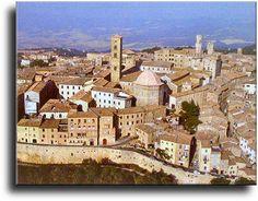 Volterra, the real one, Tuscany, Italy
