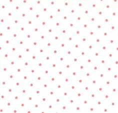 - Essential Dots (White Peony) // Moda Fabrics at Juberry Patchwork Fabric, Fabric Patch, Michael Miller Fabric, White Peonies, Patches, Essentials, Dots, Peony, Stripes