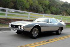 Jaguar powered Pirana Coupe