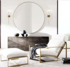***Living Room : Simply Chic Décor***