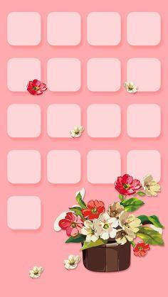 Pink Flower Bouquet iPhone Wallpaper Home Screen Android Wallpaper Hd Black, Iphone Homescreen Wallpaper, Pink Wallpaper Iphone, Red Wallpaper, Pink Iphone, Cellphone Wallpaper, Wallpaper Backgrounds, Wallpaper Shelves, Disney Frames