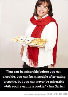 Preach on, Ina Garten Check out some more awesome stuff here http://omgwhatsthat.com