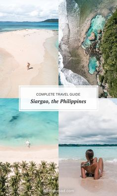 Siargao: The Ultimate Travel Guide to the Beach and Surf Paradise - Northabroad - Siargao travel guide from the Philippines with all you need to know to visit the beach and surfer p - Siargao Philippines, Les Philippines, Philippines Travel Guide, Phillipines Travel, Vigan, Palawan, Cebu, Manila, Resorts