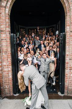 Family Ties: Woodland Wedding at Sodo Park || Photography: Ryan Flynn Photography