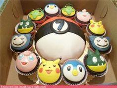 Poke-cake. Gotta eat 'em all!