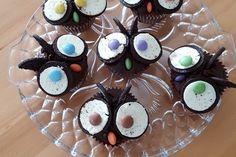 Eulen-Muffins 5 Desserts, Food, Cacao Powder, Bakken, Recipies, Tailgate Desserts, Deserts, Essen, Postres