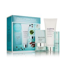 ELEMIS Pro-Collagen Firmer Future Skincare Collection -- Be sure to check out this awesome product. (This is an affiliate link) Younger Looking Skin, Things That Bounce, Moisturizer, Skin Care, Facial Masks, Future, Awesome