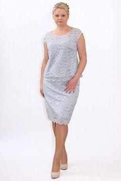 a5e2d86c38042 Komplet plus size 40-60 na wesele Primrose2 duże rozmiary KOLORY - XELKA  odzież damska online, sklep internetowy I Odzież damska plus size, XXL, ...