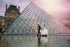Louvre, the museum of love (apparently).