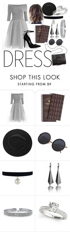 """""""Winter Dress Under $100"""" by pandapotter26 ❤ liked on Polyvore featuring MM6 Maison Margiela and Bling Jewelry"""