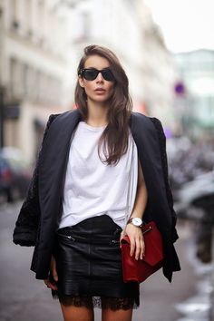 Black & White - Urban Chic