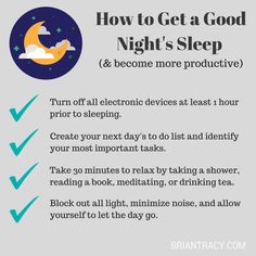 Last month I asked you all what some of your best tips for getting a good night's sleep each night. These were some of the top answers; thank you to all my amazing followers for contributing. Share with someone you know who could use a few extra hours of sleep in their routine.