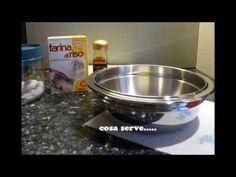 ravioli di riso gluten free - YouTube