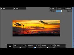 Einführung Bildbearbeitung mit Pixlr