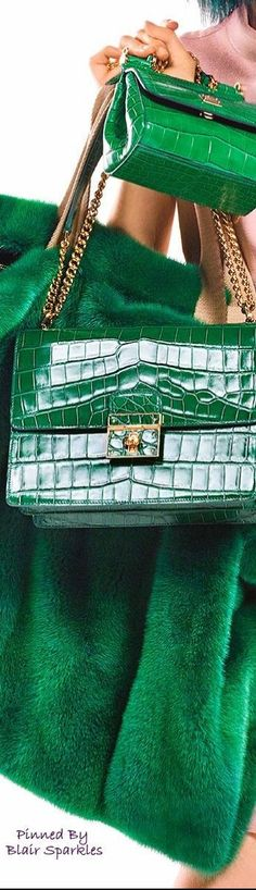 Sauvagement tendance avec Dolce & Gabbana www.leasyluxe.com #precious #dolcegabbana #sensational #leasyluxe Love And Light, Peace And Love, My Love, Green Palette, Green Shades, Python, Crocodile, Envy, Emerald