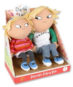 charlie and lola toys - Google Search