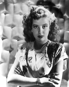 ★ Free Movie Download ★: [Female Celebrity Portraits] Classic actress: Gloria DeHaven