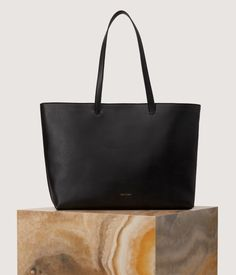 Tote with magnetic snap tab closure and a removable interior pouch that clips onto inner ring. Interior: Built in large zippered pocket on back wall with inner lining made of recycled plastic bottles. Velvet Color, Recycle Plastic Bottles, Black Tote Bag, Satchel, Pouch, Bags, Vegan, Style, Totes