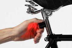 Make sure your bike accessories are never stolen again.