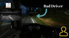 [ETS2MP] Idiots on the road / Win & Crash compilation / Funny moments PA...