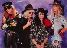 Only the greatest band ever.  #Poison
