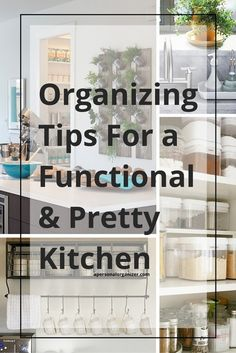 10 Kitchen Organizin