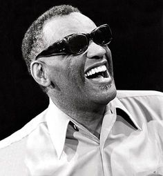 "Ray Charles (aka Raymond Charles Robinson) (1930 - 2004)-Actor, Singer, Soundtrack, Composer, Pianist-a pioneer in the genre of soul music during the 1950s by fusing rhythm and blues, gospel, and blues styles-Rolling Stone ranked Charles number ten on their list of ""100 Greatest Artists of All Time"" in 2004 His final album, Genius Loves Company, released two months after his death, consists of duets with various admirers and peers-His version of ""Georgia"" became the ""Official"" State Song…"