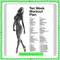 "10 Week W/O plan + ""It Works"" Body contouring wrap + ""It Works"" natural supplements = Healthy Fitness 4 Life! (dreembod4life.myitworks.com)"