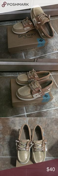 Sperrys with memory foam Great for every day use due to the memory foam Sperry Shoes Sneakers