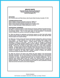 awesome best criminal justice resume collection from professionals